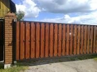 Изготовление ворот (откатные, автоматические, механические)