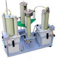 АВ-60-0,1РП Установка высоковольтная СНЧ для испытания кабеля