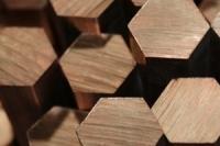 Бронзовый шестигранник БРБ2; БРКМЦ3-1