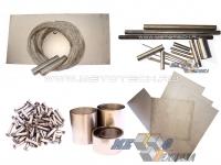 Титановая продукция ВТ1-0, ВТ20 ОТ4, ОТ4-1.