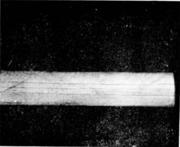 Трещины на поверхности катаной прутковой стали