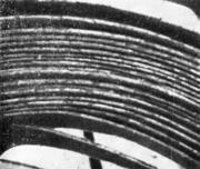 Горячекатаная  стальная полоса с пережогом по кромке