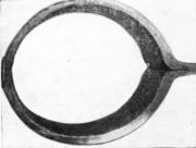 Односторонний «шов прокатки» (лампас),