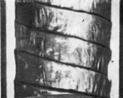 Канавки на внутренней поверхности трубной заготовки