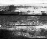 Продольные трещины на холоднокатаной трубе