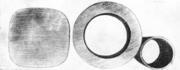 Смещение отверстия у трубной заготовки и трубы, полученной из квадратной заготов
