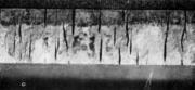 Раскатанные поверхностные поры