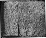 Плотный сухой волокнистый излом. Литая сталь. Излом близок по строению к сухому
