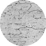 Микроструктура конструкционной стали:   феррит, цементит