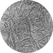 Микроструктура конструкционной стали: мартенсит, аустенит, бейнит