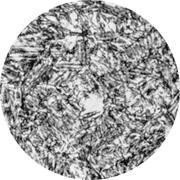 Микроструктура конструкционной стали: феррит, аустенит, мартенсит