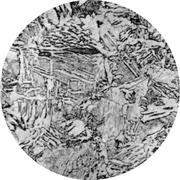Микроструктура. Сталь для отливок легированная, феррит, мартенсит, бейнит