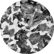 Микроструктура конструкционной стали: феррит, бейнит, перлит