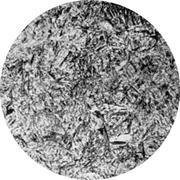 Микроструктура конструкционной стали:  мартенсит