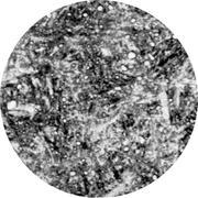 Микроструктура стали  9Х2: бейнит, цементит