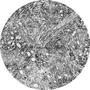 Микроструктура стали  9Х2: аустенит, мартенсит, карбиды