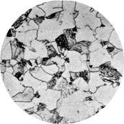 Микроструктура стали 15ХМ:феррит, бейнит, мартенсит