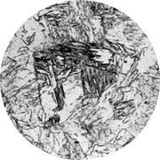 Микроструктура стали 10Х2М1 : мартенсит