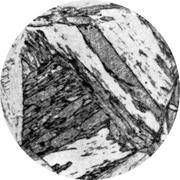Микроструктура стали 10Х2М1 : бейнит, мартенсит