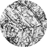 Микроструктура стали  15Х11МФ: мартенсит, бейнит, карбиды