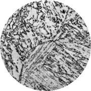 Микроструктура стали  15Х11МФ: мартенсит, карбиды